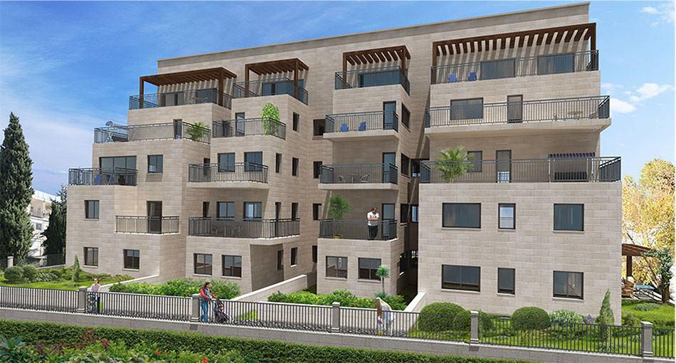 Aba Khilkiya 5, Jérusalem – Après la mise en œuvre de Tama 38 projet