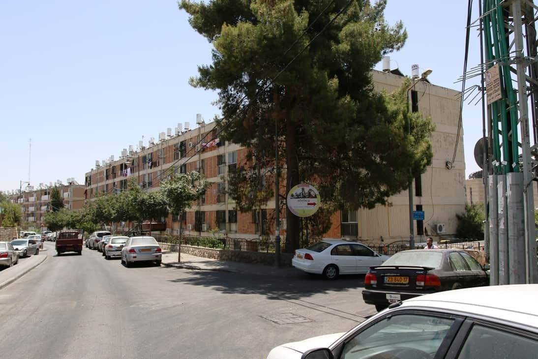Bar Yohai 15, Jérusalem – Avant la mise en œuvre de Tama 38 projet