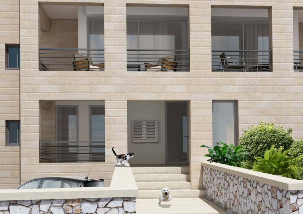 Dehomey 2, Jerusalem – After implementation of Tama 38 project