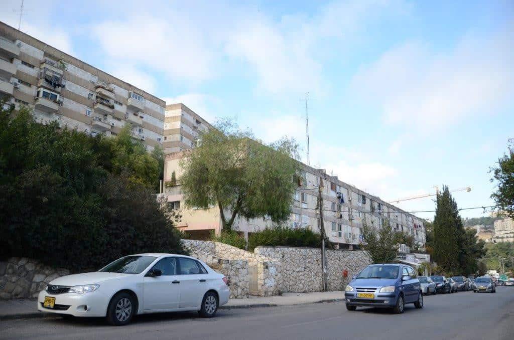 Bolivia 4, Jérusalem – Avant la mise en œuvre de Tama 38 projet