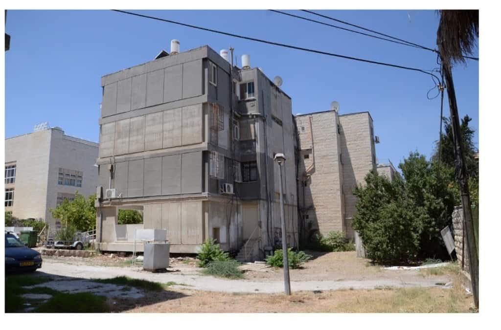 Ben Yefune 10, Jerusalem -Avant la mise en œuvre de Tama 38 projet