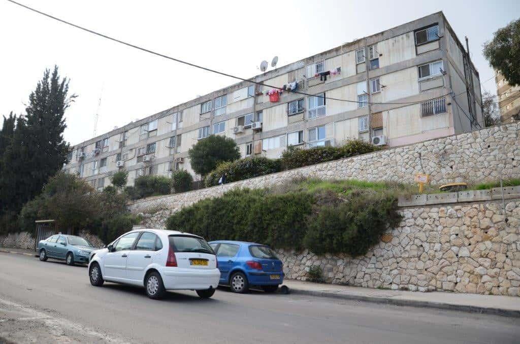 Bolivia 4, Jerusalem – Before implementation of Tama 38 project