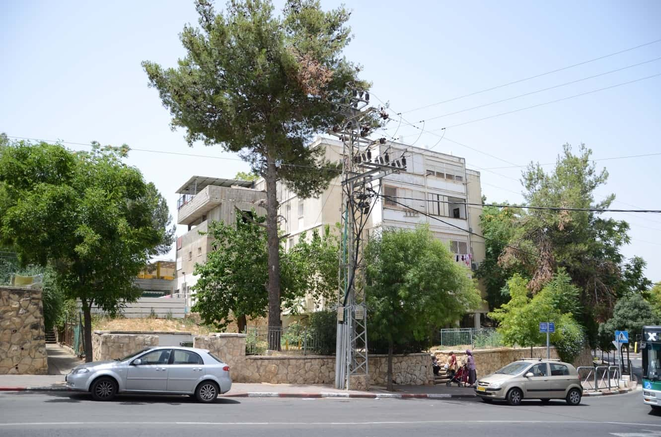 Dehomey 2, Jerusalem – Before implementation of Tama 38 project