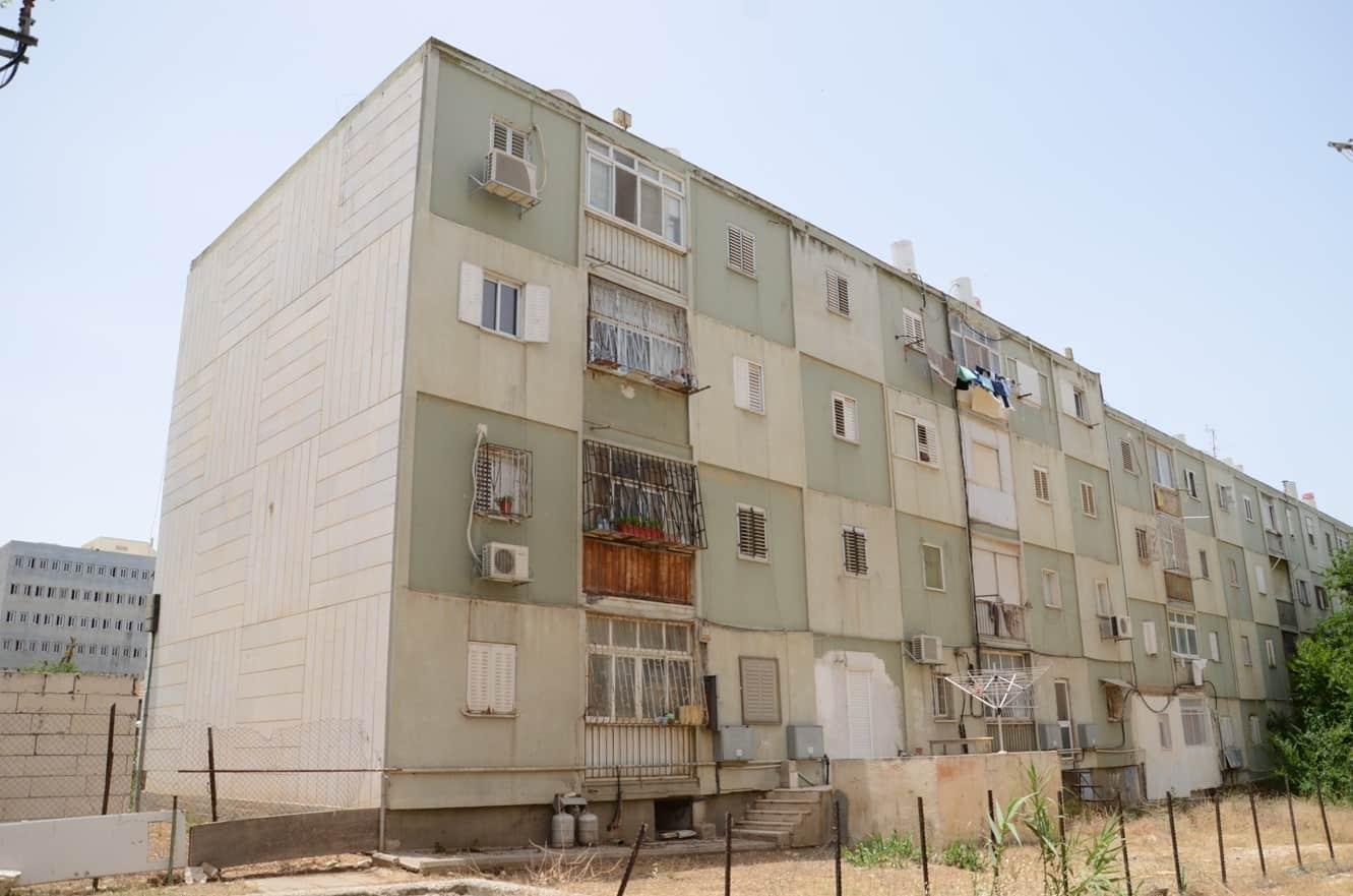 Rivka 22, Jérusalem – Avant la mise en œuvre de Tama 38 projet