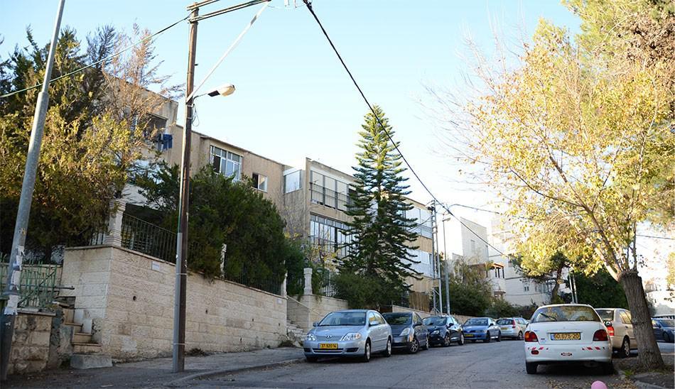 Aba Khilkiya 5, Jérusalem – Avant la mise en œuvre de Tama 38 projet