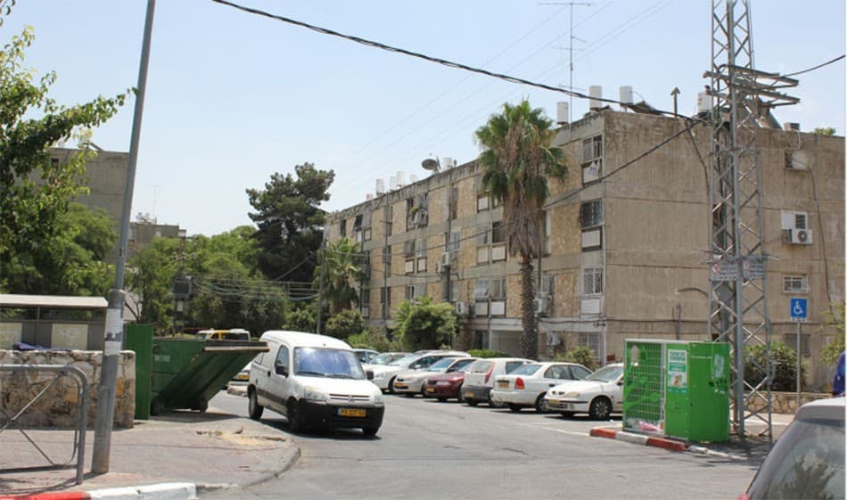 Elmaliach 144, Jerusalem – Before implementation of Tama 38 project