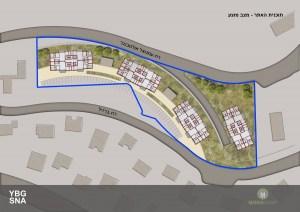 Pinui Binui à Jérusalem - Brésil, Kiryat Ha'Yovel - Plan de développement