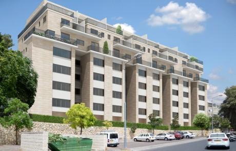 Dehomey 10, Jérusalem - Après la mise en œuvre de Tama 38 projet