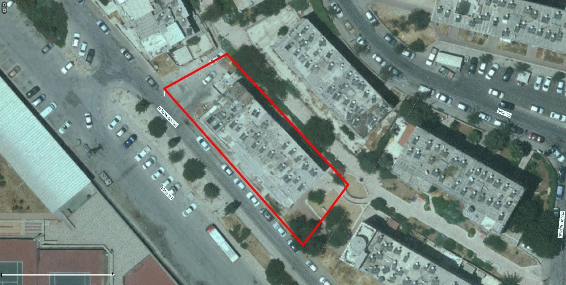 אלמליח 144, ירושלים - GIS