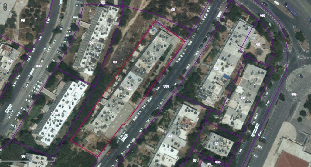 Bolivia 4, Jerusalem – GIS