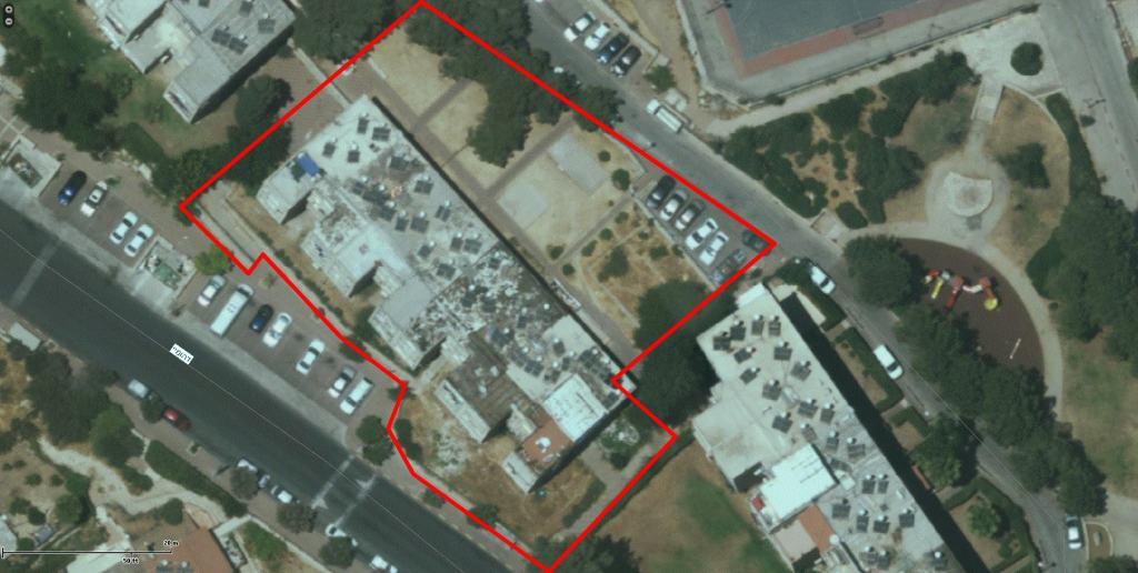 Dehomey 10, Jerusalem - GIS