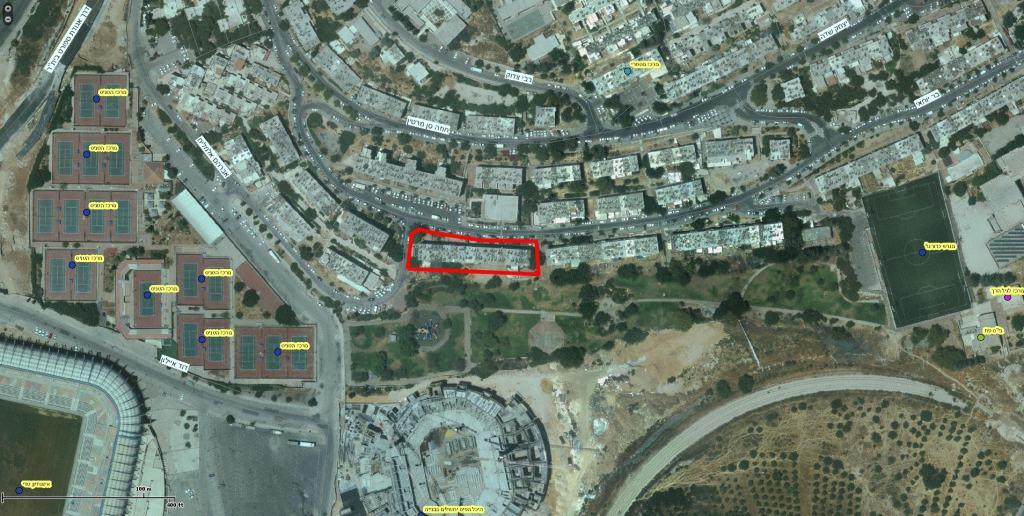 Bar Yohai 15, Jérusalem – SIG