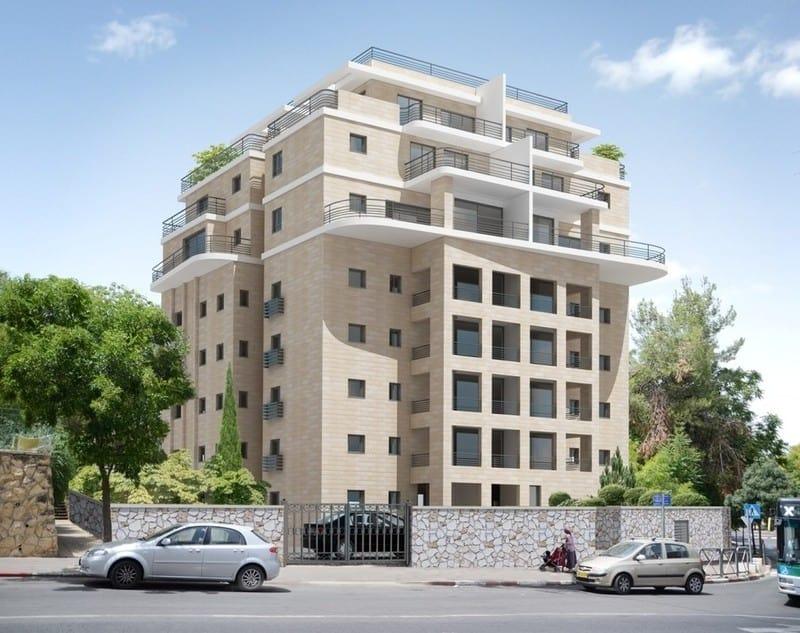 Dehomey 2, Jerusalem - After implementation of Tama 38 project