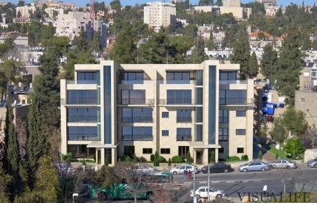 Ben Zakai 6 - TAMA 38 project in Jerusalem
