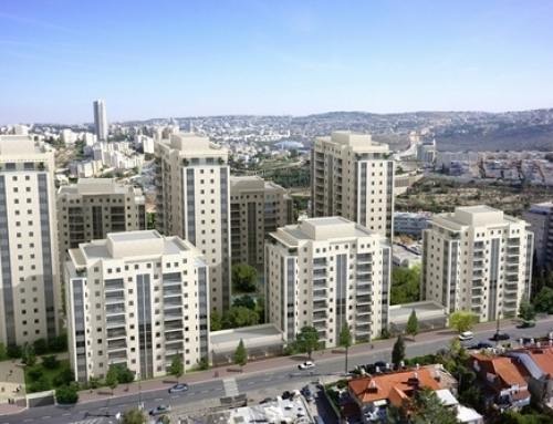 מתחם אורוגוואי, קרית יובל, ירושלים