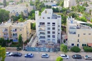 """פרויקט תמ""""א 38 ריש לקיש 5 בירושלים - בשלבי עבודה"""