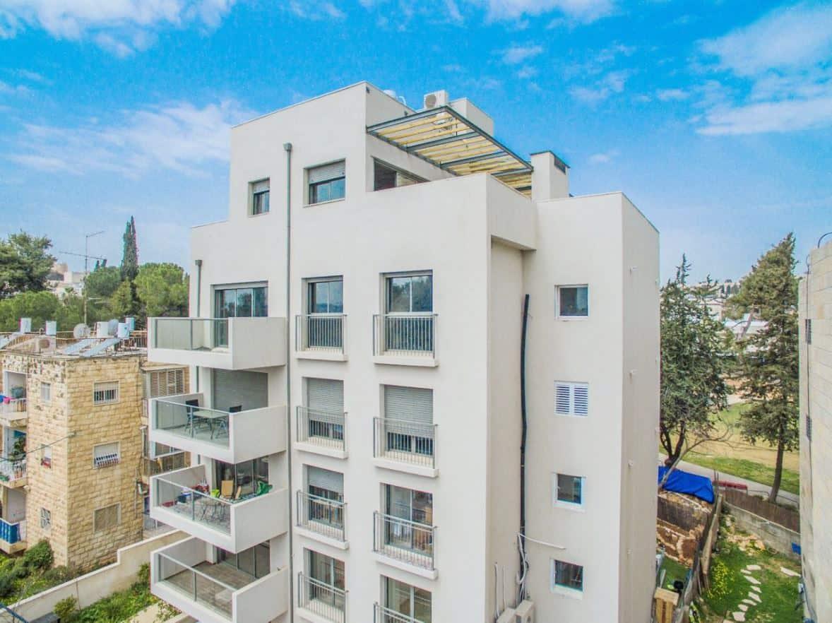 TAMA 38 project in Jerusalem – Rish Lakish 5