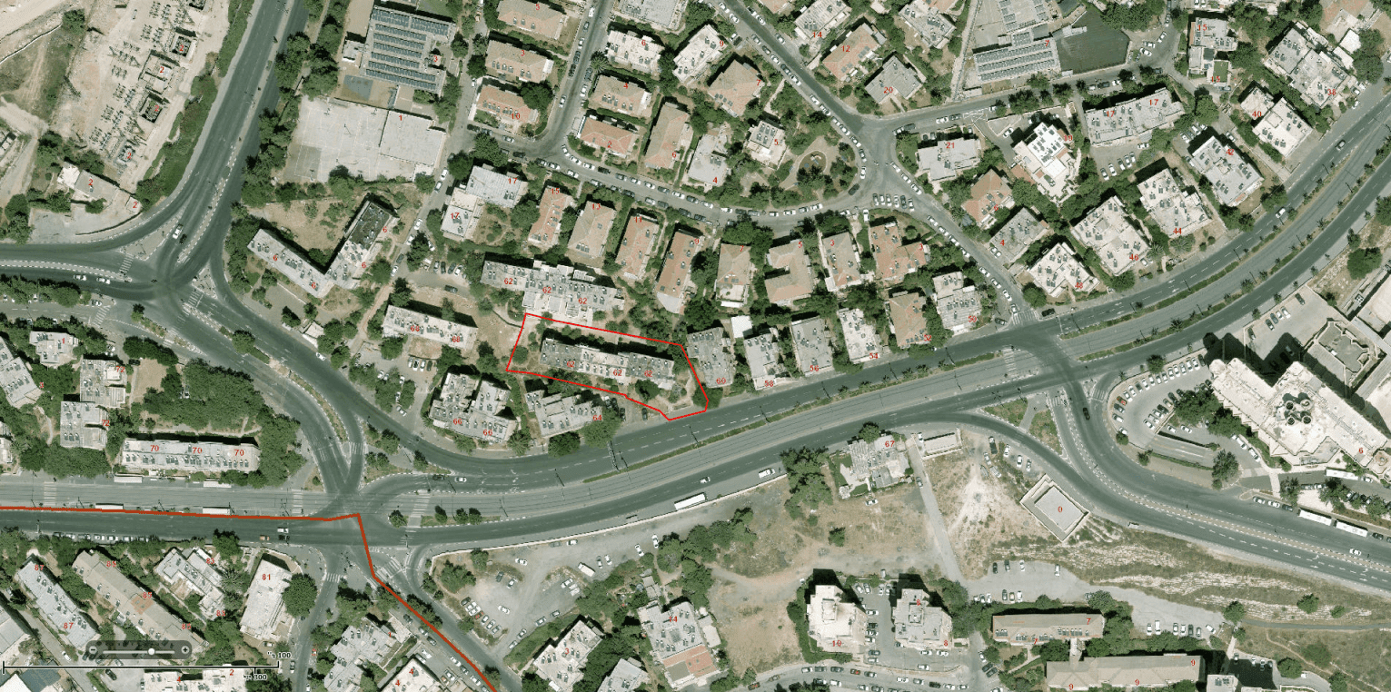 Herzl 62 – GIS