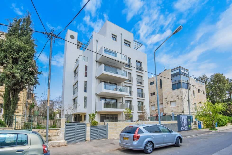 Projet TAMA 38 à Jérusalem – Rish Lakish 5 – Après l'achèvement