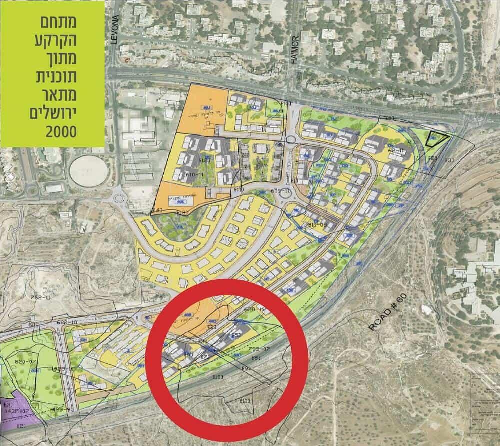 קבוצת רכישה בירושלים - גילה הירוקה