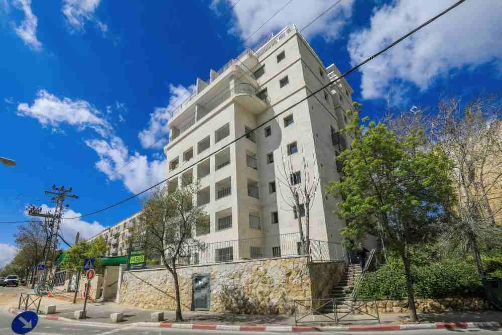 פרויקט תמ״א 38 בירושלים - דהומיי 2 - שלב סופי