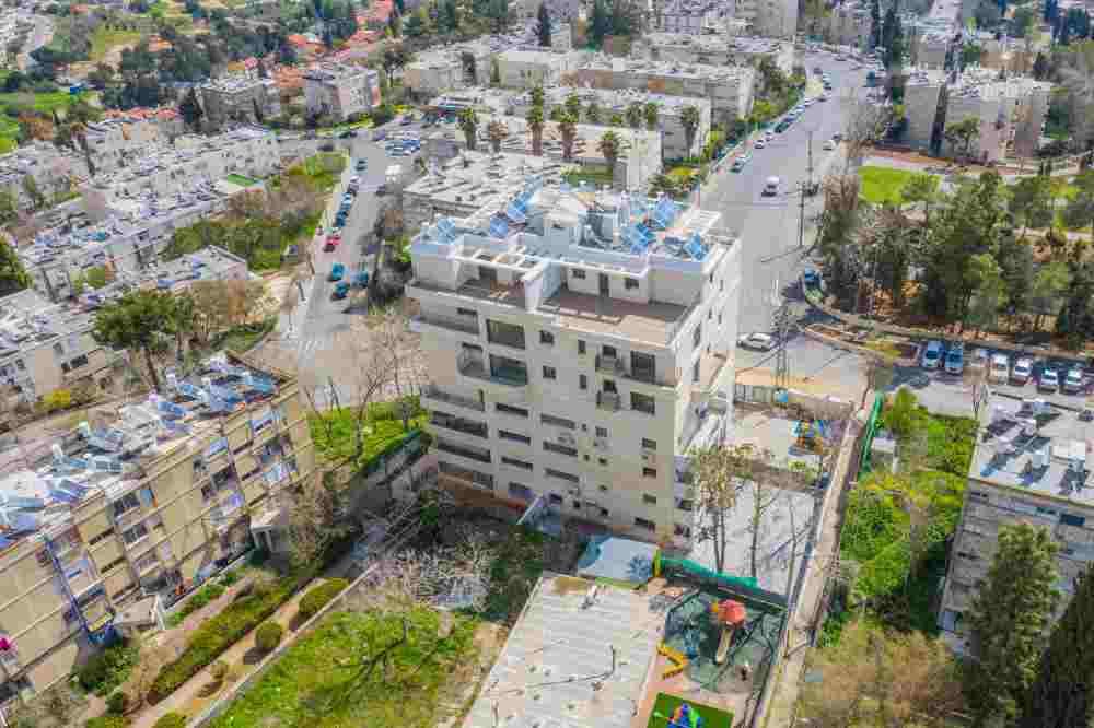 TAMA 38 project in Jerusalem – Dehomey 2