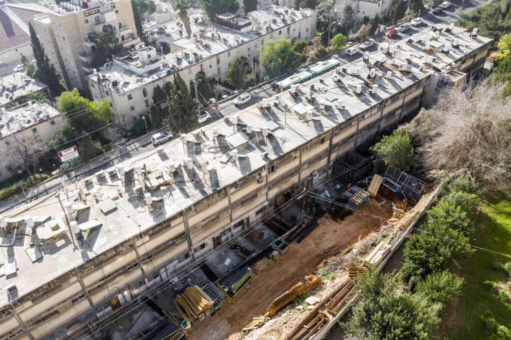 Tama 38 project - Bolivia 4, Jerusalem