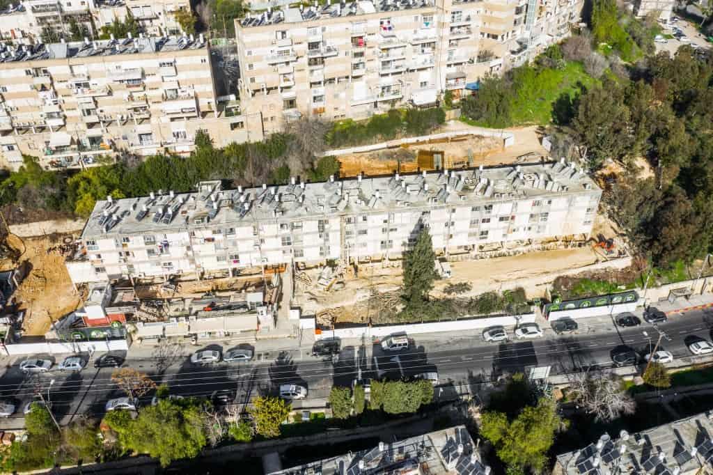 Bolivia 4, Jerusalem –  Tama 38 project
