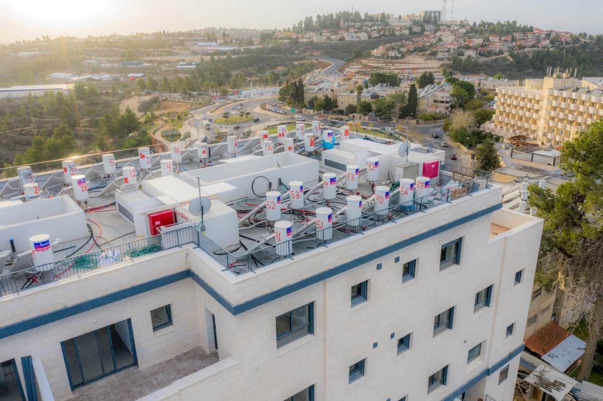 תמא 38 בירושלים - שלבי בניה - דהומיי 10
